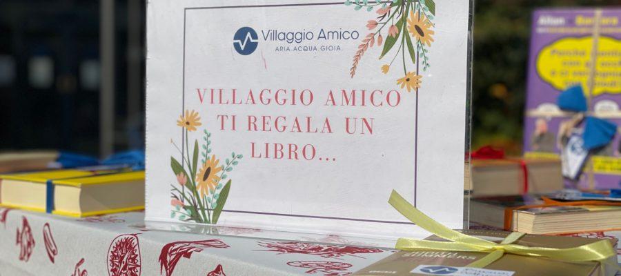 Villaggio Amico Iniziativa Libro