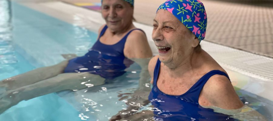 Fisioterapia In Acqua Villaggio Amico 2